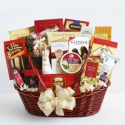 PEACE, PRAYER, AND BLESSINGS  GIFT BASKET