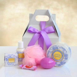 Spring Spa Lavendar Gift Box