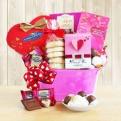 Valentine Sweets for my Sweetie Gift TinD40