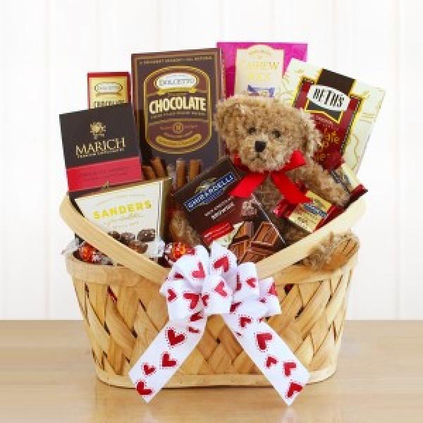 "I Come ""Bear""-ing Chocolate"